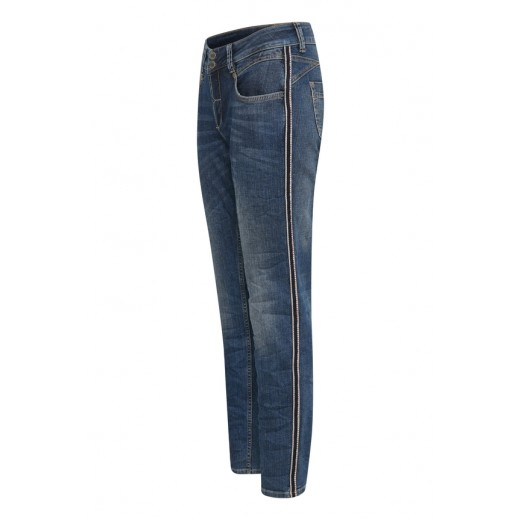 Denim hunter jeans Dicte curved-32