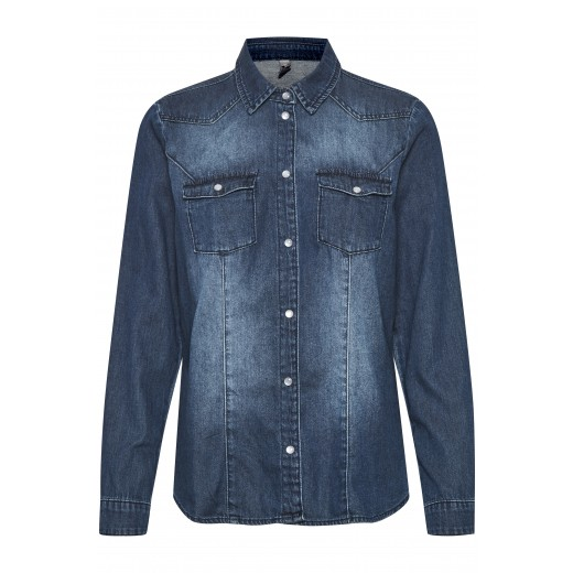 culture denim skjorte paola-31