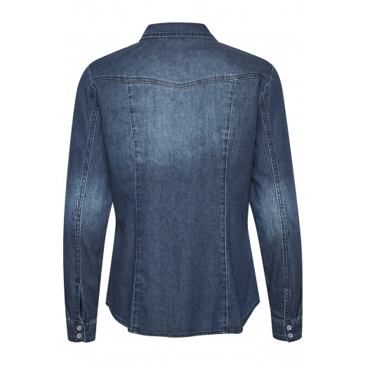 culture denim skjorte paola-01