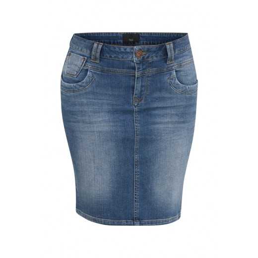 pulz denim nederdel tenna-33