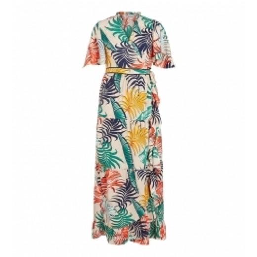 co couture kjole Bali maxi-31