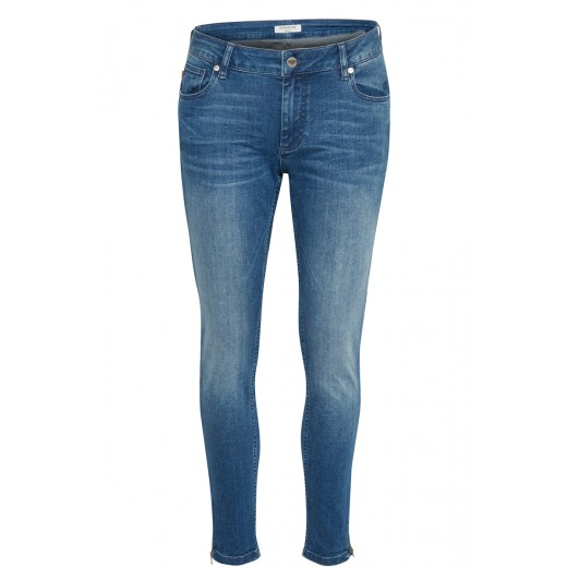 denim hunter jeans celina zip-36