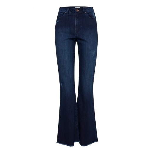 pulz jeans live flared-31
