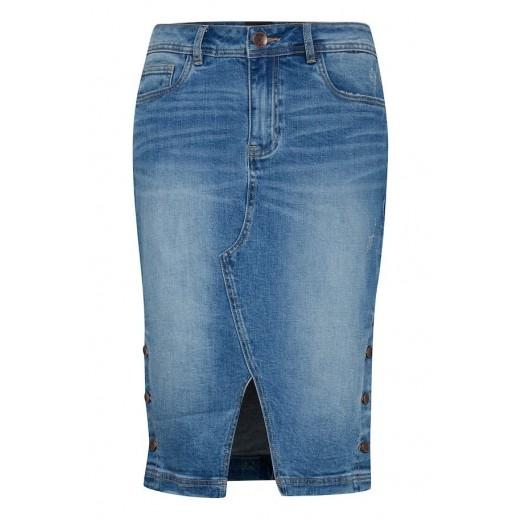 Pulz denim nederdel jenna-31