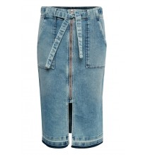 Denim hunter nederdel Asta-20