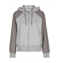 Leveté room sweat cardigan LR agnete 3-20
