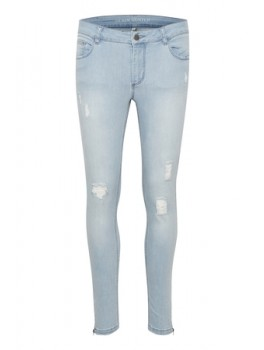 Denim hunter jeans celina zip torn-20