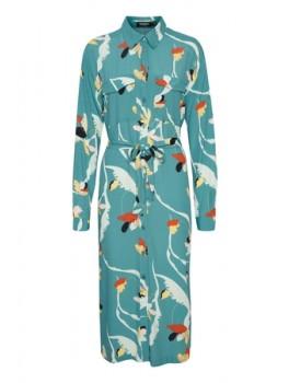 soaked in luxury skjorte kjole Taika-20