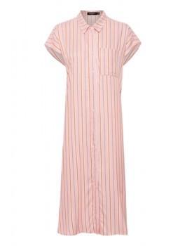soaked in luxury skjorte kjole Lelu-20
