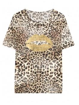 culture t-shirt lip leo-20