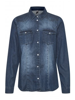 culture denim skjorte paola-20