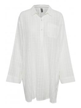 culture skjorte albertine long-20