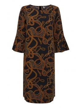 Pulz kjole Zola-20