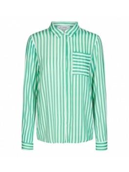 co couture skjorte Flashy stripe-20