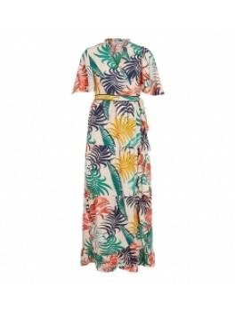 co couture kjole Bali maxi-20